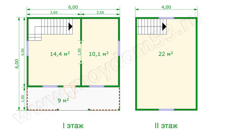 Как из пеноблоков построить садовый домик
